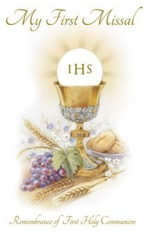 Symbolic Rememberence of First Holy Communion