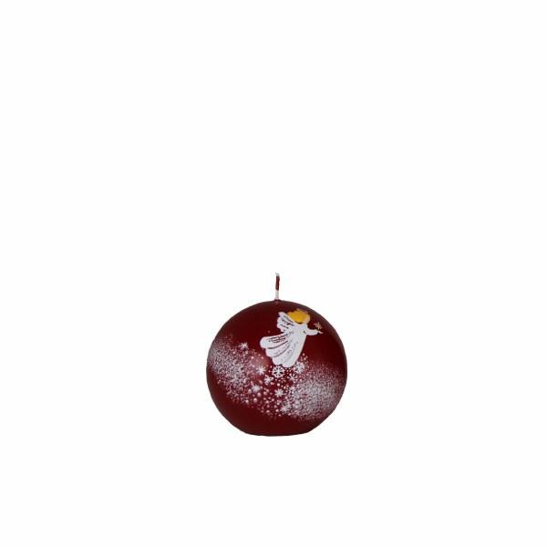 Christmas Angel Candle Ball Candle (15cm)