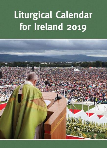 Liturgical Calendar for Ireland 2019