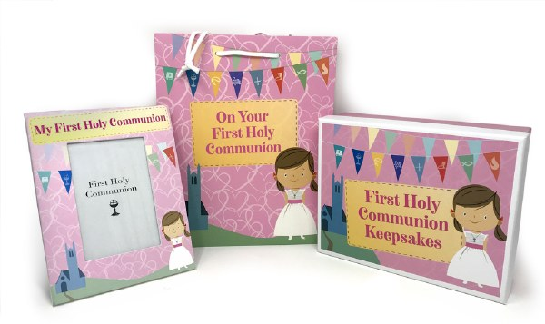 First Communion Gift Bundle For Girls