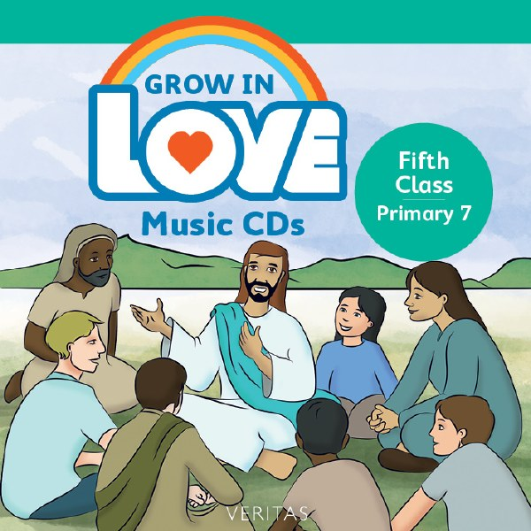 Grow In Love Fifth Class Double CD