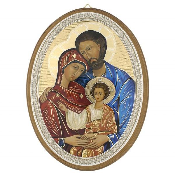 Holy Family Icon (20 x 15cm)