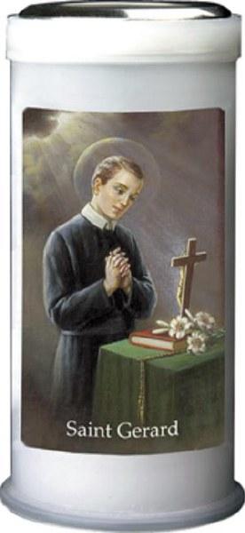 St Gerard Pillar Candle