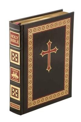 OP - NABRE Catholic Family Bible, black
