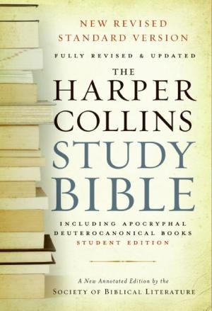 Harper Collins Study Bible NRSV Paperback