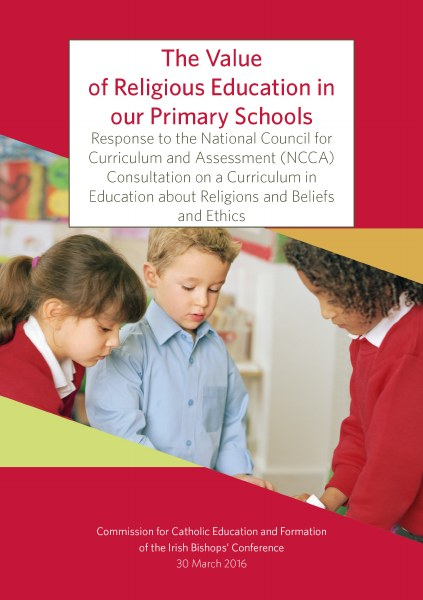 The Value of Religious Education in our Primary Schools