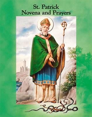 40110 St Patrick Novena and Prayers Booklet