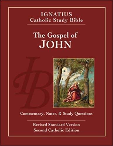Gospel of John Ignatius Catholic Study Bible, RSV