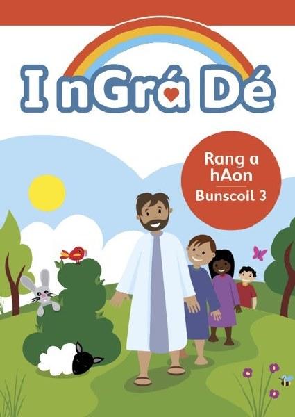 I nGra De 3 Pupil Book, 1st Class