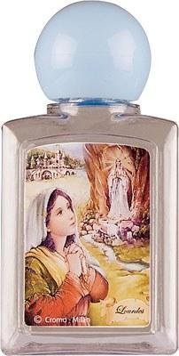 Plastic Lourdes Holy Water Bottle