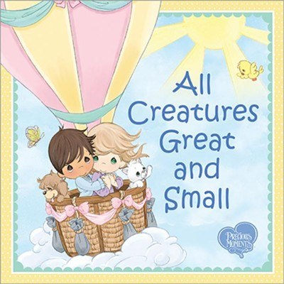All Creatures Great and Small Precious Moments