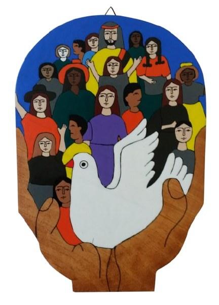 Peace of Christ Plaque