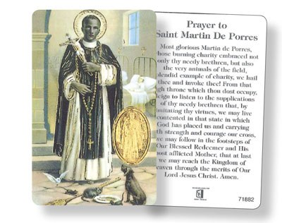 St Martin Prayer Leaflet