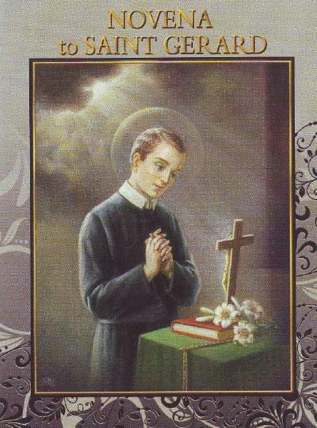 Novena to Saint Gerard