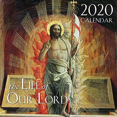 2020 The Life of Our Lord Wall Calendar