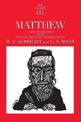 Matthew: Anchor Bible Commentary