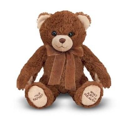 Lords Prayer Brown Bear