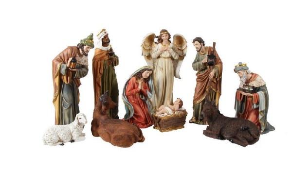 Outdoor Nativity Set 11 figures (60cm)