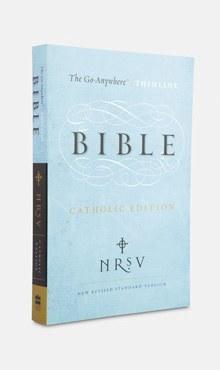 NRSV Go Anywhere Thinline Bible, Catholic