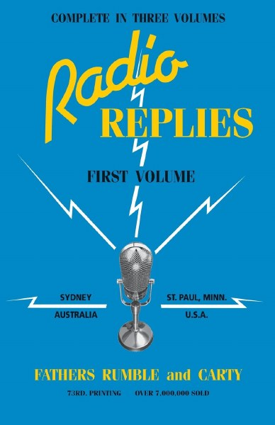 Radio Replies Vol 1