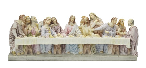 The Last Supper Veronese Statue