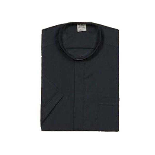 Dark Grey Clergy Shirt