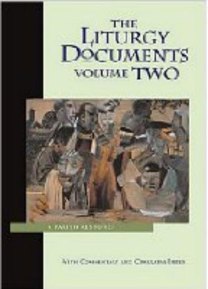Liturgy Document, Volume 2