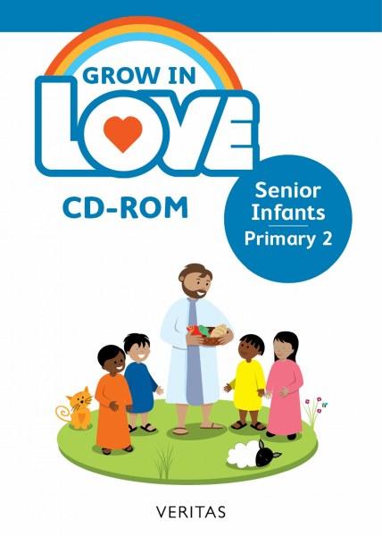 Grow in Love 2 CD-ROM, Senior Infants