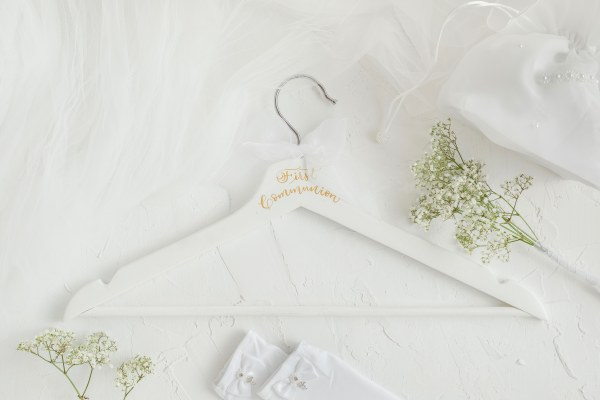 A Special Day First Holy Communion Hanger