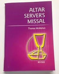 OP - Altar Server's Missal, Revised
