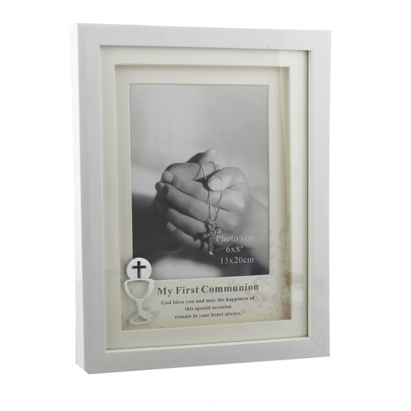 Julianna White First Holy Communion Frame