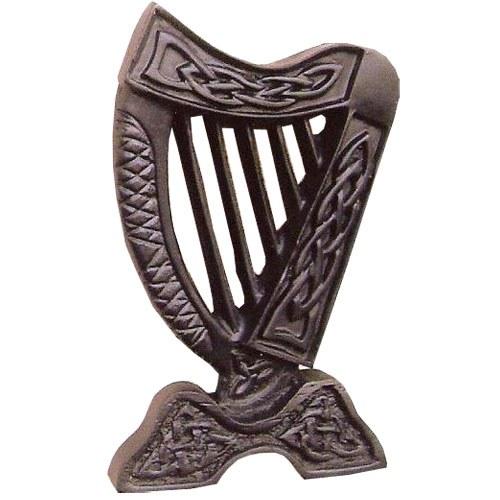 Small Irish Harp Wall Hanging