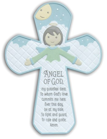 Angel of God Cross (21cm)