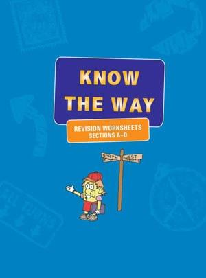Know The Way Workbook 1