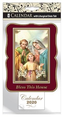 Holy Family 2020  Liturigal Calendar