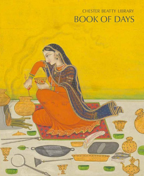 Chester Beatty Library Book of Days