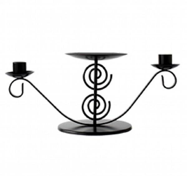 Metal Wedding Candle Holder