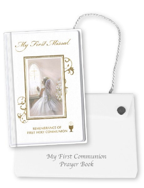 Communion Missal with Carrying Case