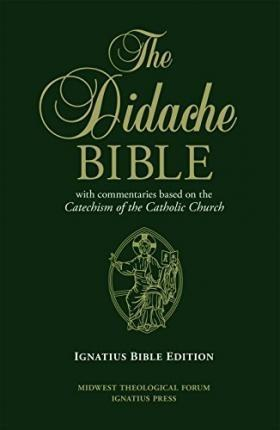 Didache Bible, hardcover
