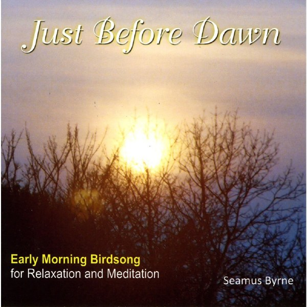 Just before dawn Cd