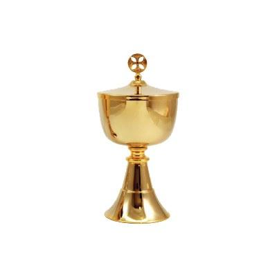 Ciborium Gold Plated Medium (12.5cm)