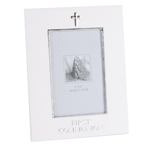 Communion Paperwrap Picture Frame