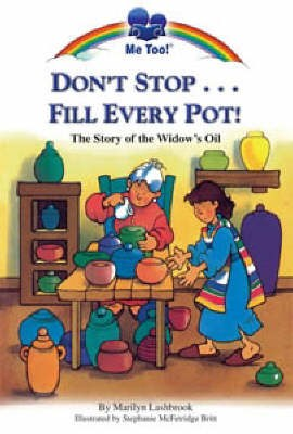 Don't Stop . . Fill Every Pot