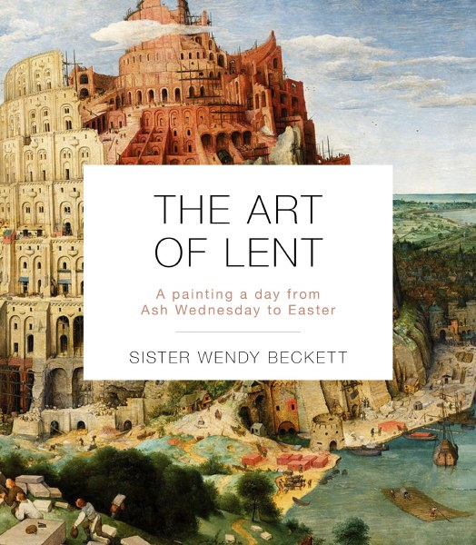 The Art of Lent: A Painting a Day