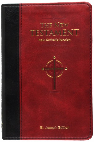New Testament (Pocket Size) New Catholic Version