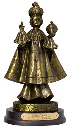 Child of Prague Art Statue (28cm)