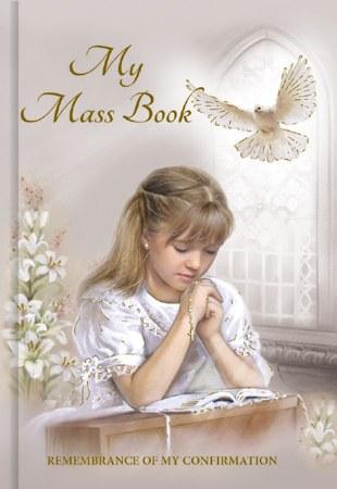 Girl Confirmation Prayerbook