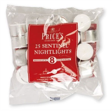 Pk of 25 Nightlights