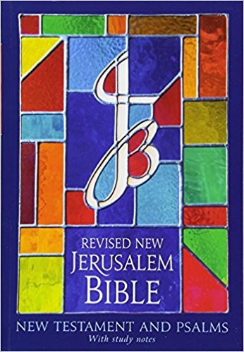 Revised New Jerusalem Bible New Testament and Psalms