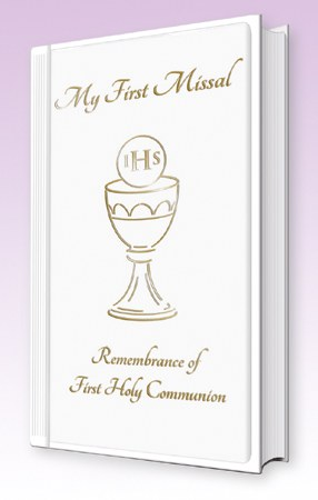 Pearl First Holy  Communion book